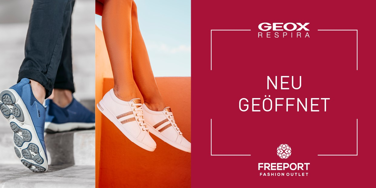 geox new at