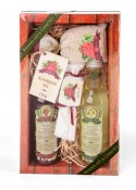 Decostyl - Kosmetik-Paket - wine spa