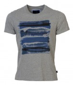T-Shirt Saxoo London BRUSH