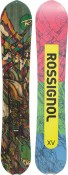 Rossignol snowboard SET Circuit + bindung Battle black M/L model 2017/2018