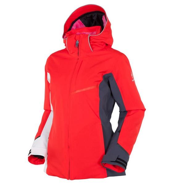 Modern und elegant in der Mode einzigartiger Stil erstklassig Rossignol damen Skijacke W RAINBOW JKT model 2015/2016