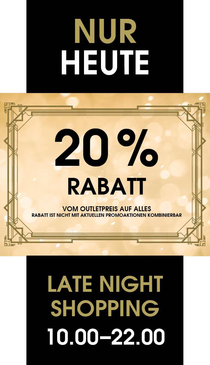 Late Night Shopping ASICS | Freeport Fashion Outlet