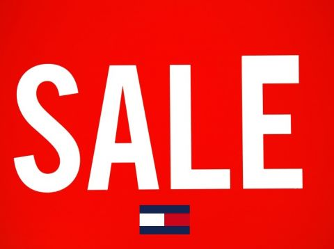 TOMMY HILFIGER WINTER SALE
