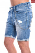 TRAVIS SHORTS RETRO JEANS